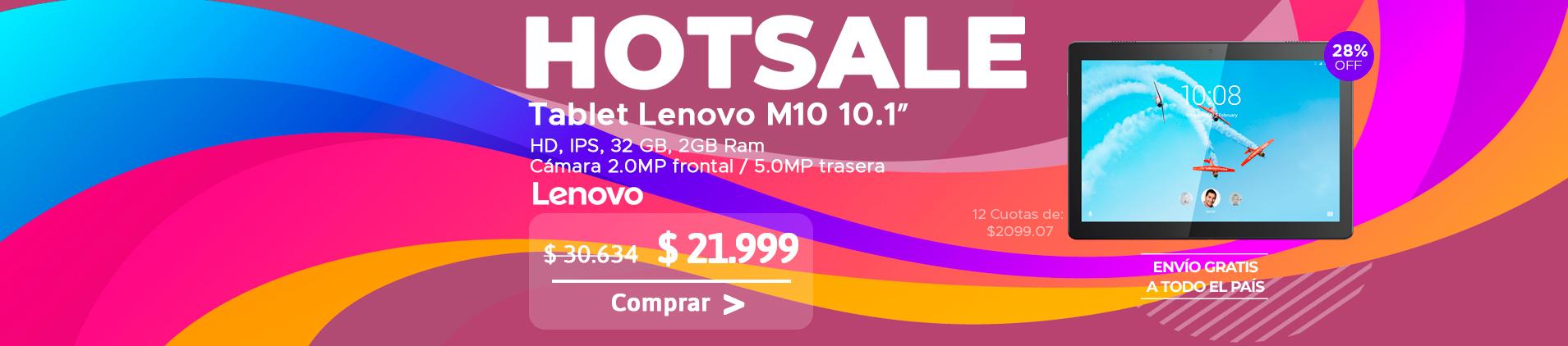 Tablet Lenovo M10